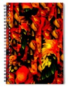 Tropic Spiral Notebook