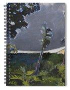 Tropic Wind Spiral Notebook