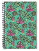 Tropical Beauty Spiral Notebook