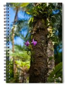 Tropical Beauty Spiral Notebook