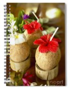 Tropical Cocktail Spiral Notebook