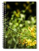 Tropical Flowers 7 Spiral Notebook