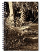 Tropical Hammock Spiral Notebook