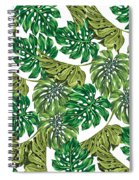 Tropical Haven  Spiral Notebook
