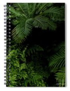 Tropical Jungle Spiral Notebook