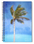 Tropical Palm Tree Spiral Notebook