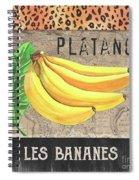 Tropical Palms 4 Spiral Notebook
