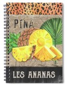 Tropical Palms 5 Spiral Notebook