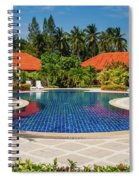 Tropical Paradise Spiral Notebook