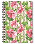 Tropical Paradise-jp3964 Spiral Notebook