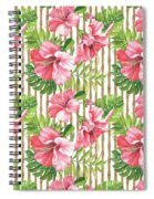 Tropical Paradise-jp3964 Spiral Notebook