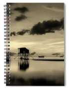Tropical Peace Spiral Notebook