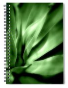 Tropical Plant Spiral Notebook