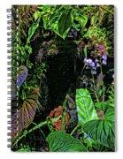 Tropical Rainforest Spiral Notebook