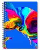 Tropical Sea Daydreaming Spiral Notebook
