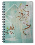 Tropical Sea  Remembering Thailand  Spiral Notebook