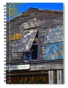 Tropical Shop Spiral Notebook