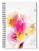 Tropical Splash Spiral Notebook