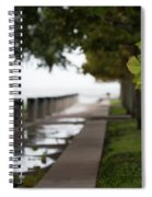 Tropical Storm Hermine Spiral Notebook