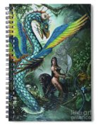 Tropical Temptress Spiral Notebook