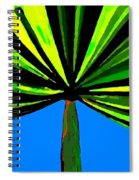 Tropical Tree Spiral Notebook