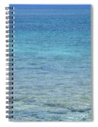 Tropical Waters Spiral Notebook
