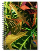 Tropicale Spiral Notebook