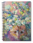 Trouble Spiral Notebook