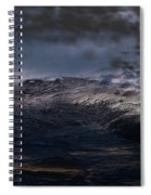 Troubled Waters Spiral Notebook