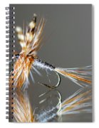 Trout Fly 2 Spiral Notebook