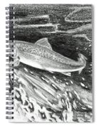 Trout II Spiral Notebook