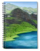 Trout Lake North Spiral Notebook