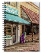 Trowbridges Spiral Notebook