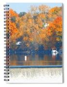 Troy Lock Spiral Notebook