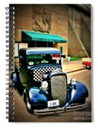 Truck For Sale Spiral Notebook
