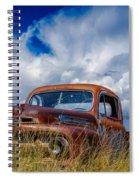 Truck Heaven Spiral Notebook