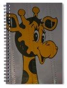 Truckside Mural Spiral Notebook