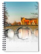 True Colors Of Amsterdam Spiral Notebook