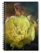 True Golden Beauty  Spiral Notebook