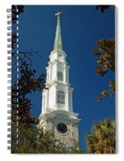True North - Savannah Steeple Spiral Notebook