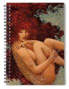 Warmth Spiral Notebook