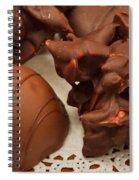 Truffles Spiral Notebook