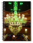 Trump Taj Mahal Spiral Notebook