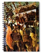 Trumpeters 1506 Spiral Notebook