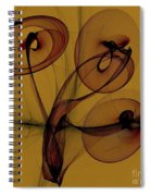Trumpets Of Jericho Spiral Notebook
