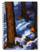 Trunks Spiral Notebook