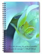Trust The Dreams Spiral Notebook