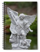 Truth And Justice Spiral Notebook