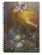 Truth Shall Spring Out Of The Earth And Righteousness Shall Look Down From Heaven Spiral Notebook
