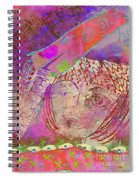Truthfully Speaking Spiral Notebook